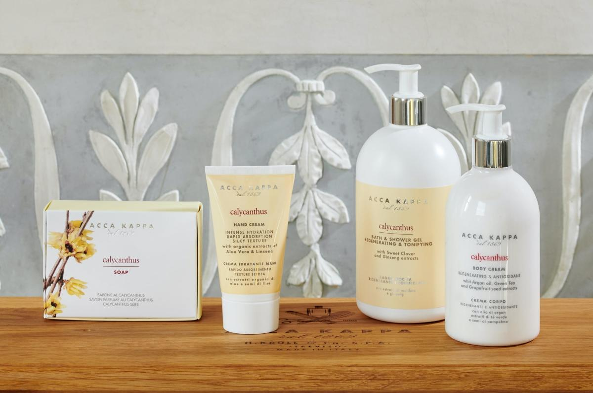 Pictured: The Calycanthus Range by ACCA KAPPA