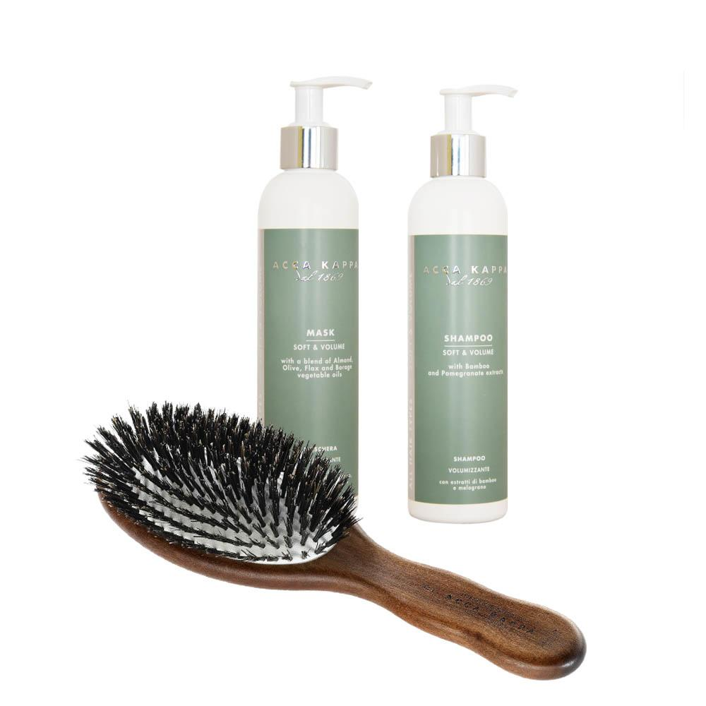 The Fine Hair Starter Kit by ACCA KAPPA