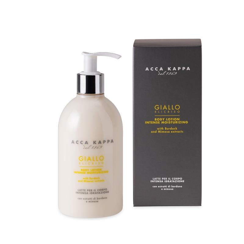 The Giallo Elicriso Body Lotion 300ml by ACCA KAPPA
