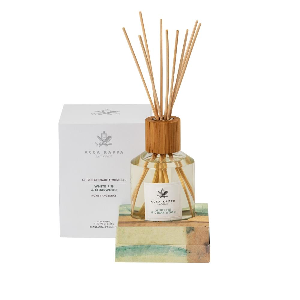 The White Fig & Cedarwood Home Diffuser by ACCA KAPPA