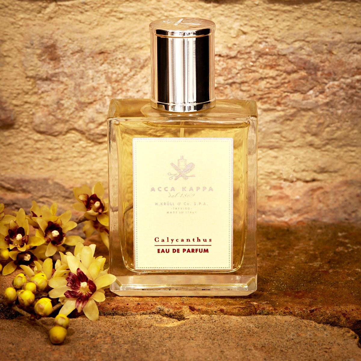 Pictured: The Calycanthus Eau de Parfum by ACCA KAPPA