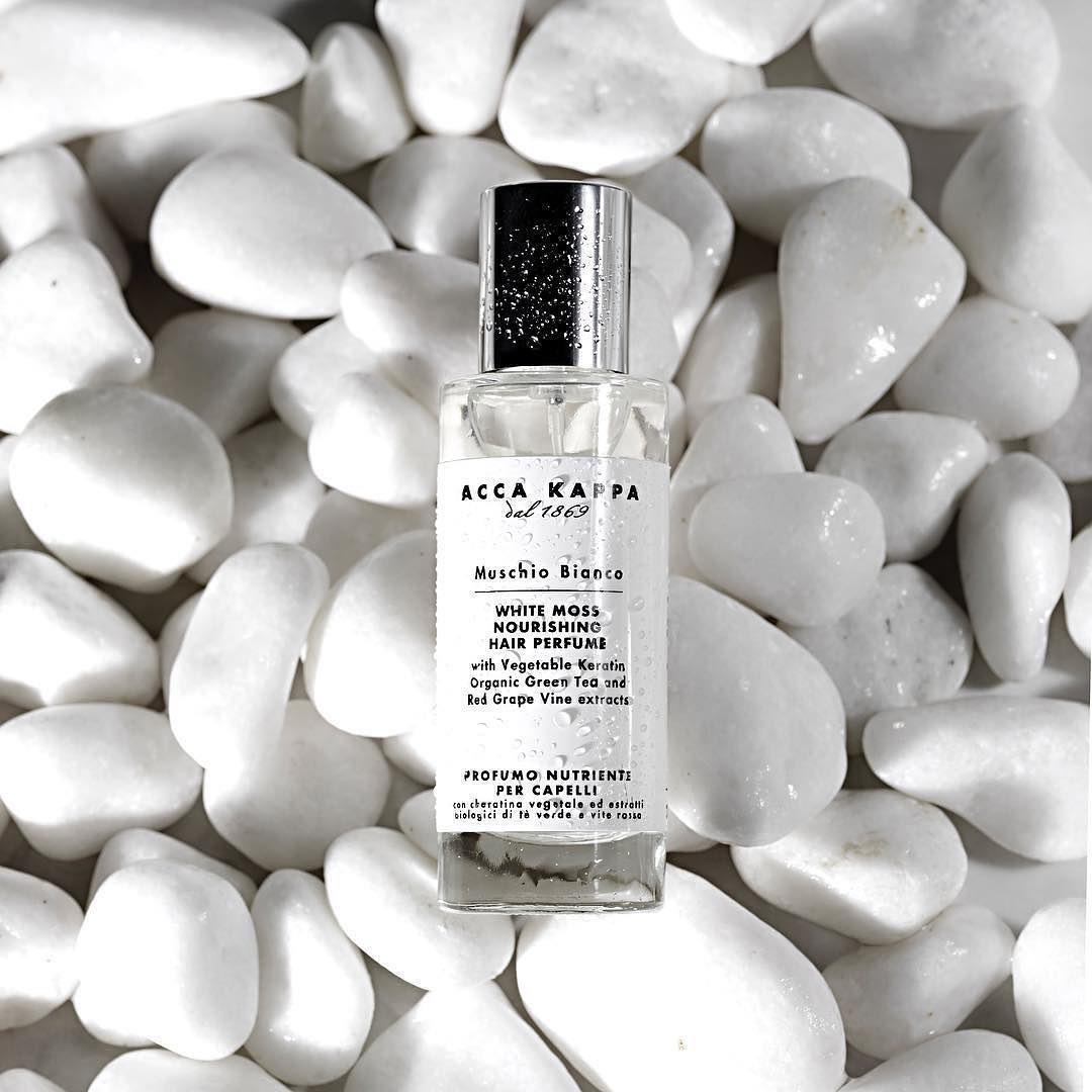 The White Moss Hair Perfume by Acca Kappa