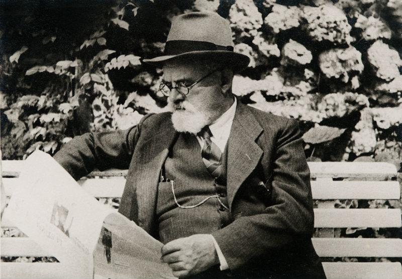 ACCA KAPPA founder, Hermann Krüll