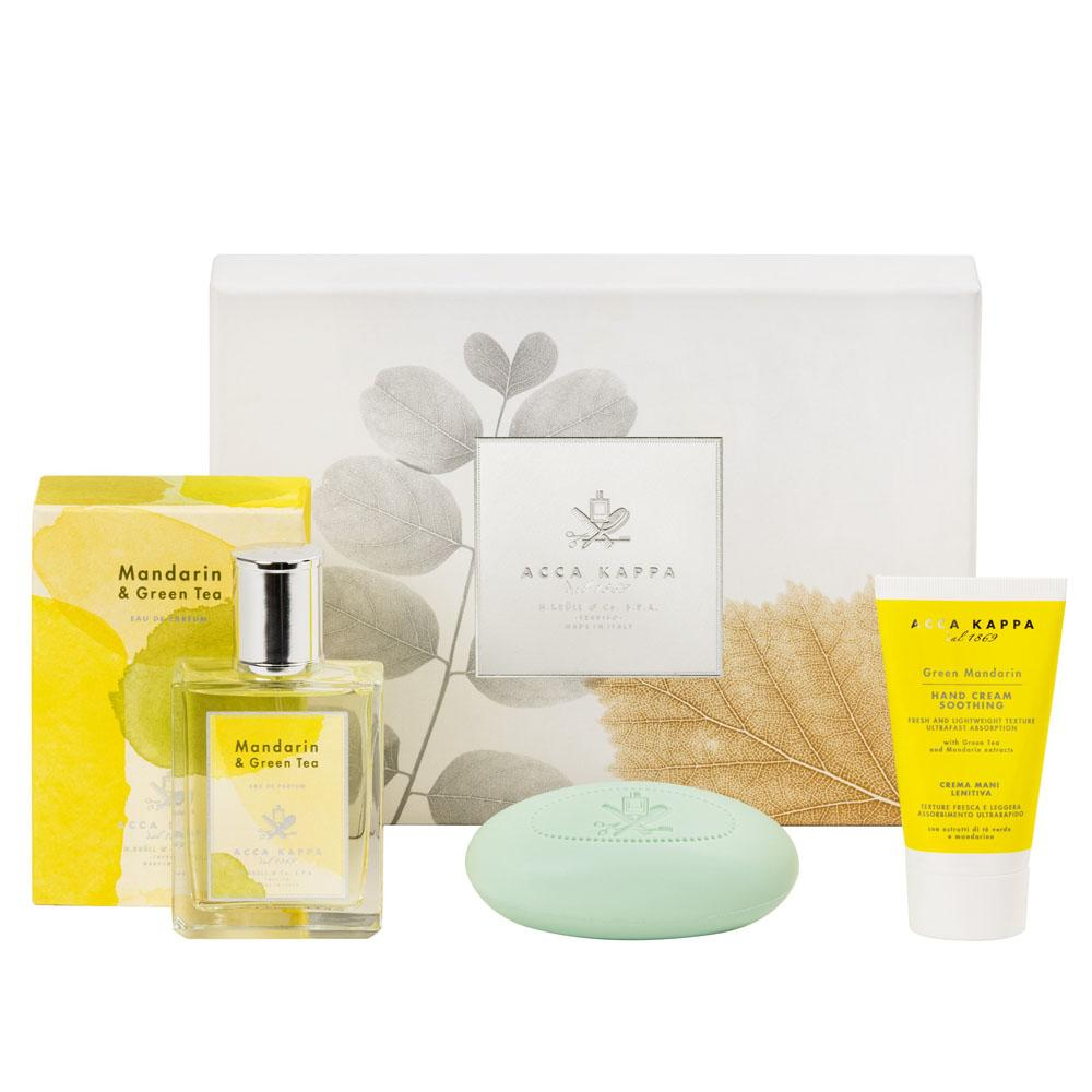 ACCA KAPP Mandarin & Green Tea Gift Set