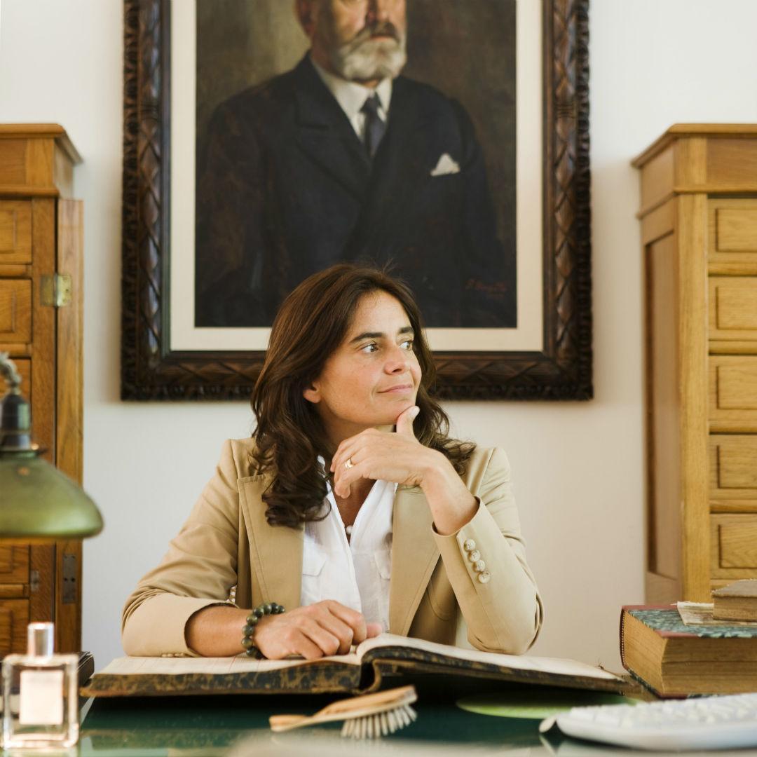 Elisa Gera at the ACCA KAPPA head offices