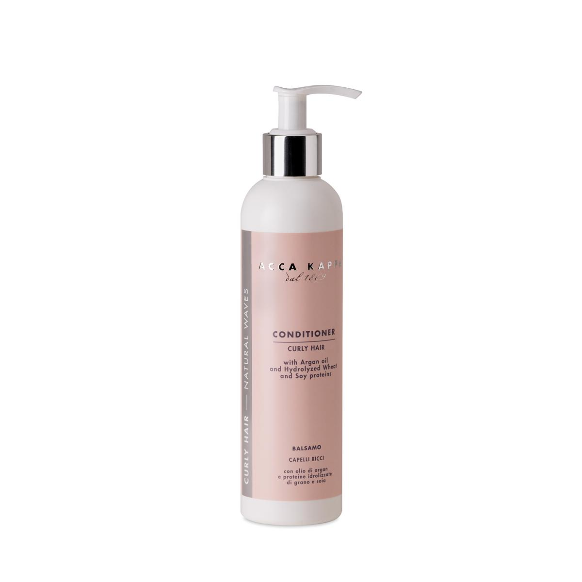 Curly Hair Conditioner and Mask - 250ml