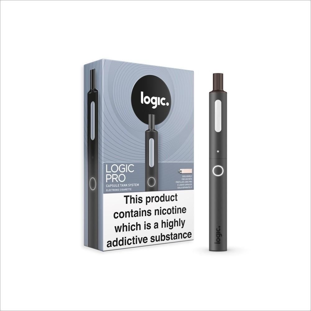 Logic Pro Vape Pen - Starter Kit in Black
