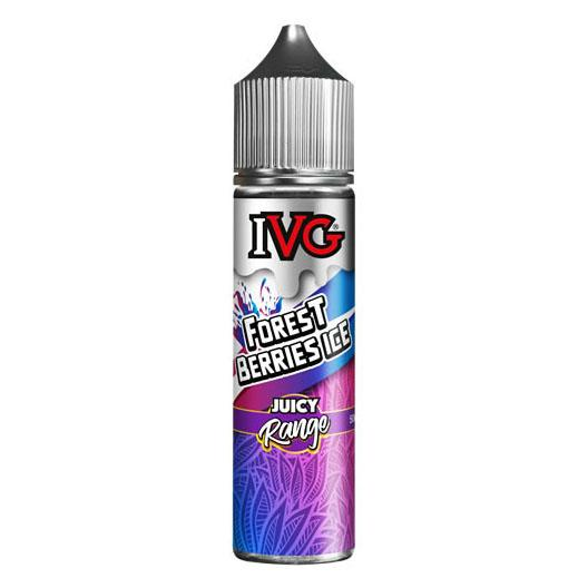 IVG Juicy Forest Berries Ice 0mg 50ml