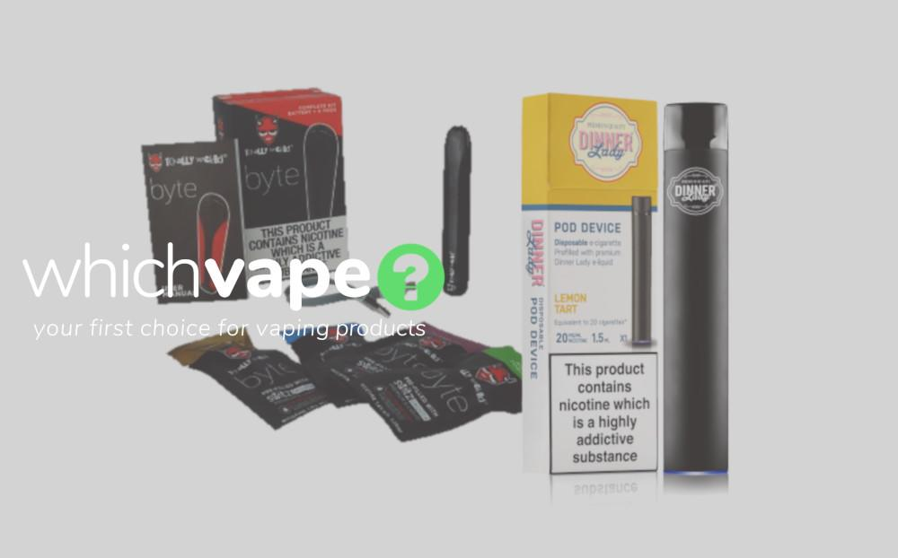 Buy vape sticks and disposable vapes from Which Vape Ltd