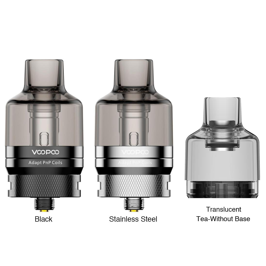 voopoo PNP replacement pod tanks