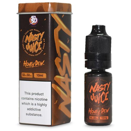Nasty Juice 50:50 Honey Dew flavoured e-liquid from Which Vape Ltd