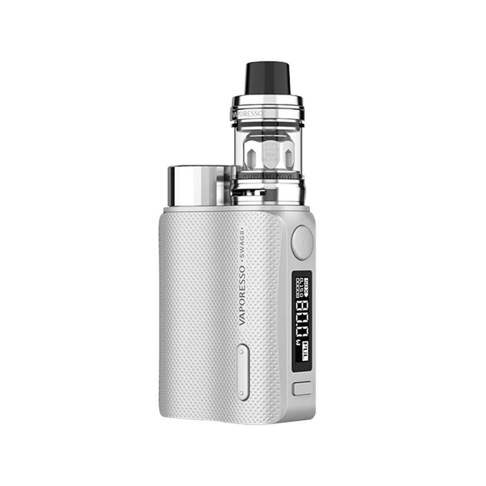 Vaporesso Swag 2 available in silver