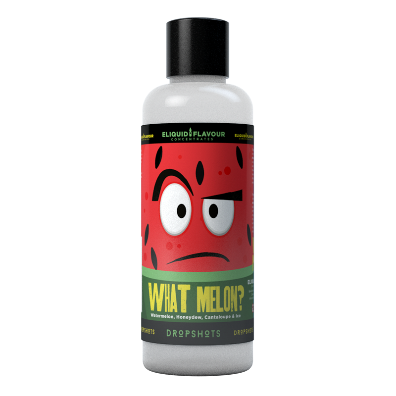 What Melon? dropshot flavour concentrate for DIY e-liquid