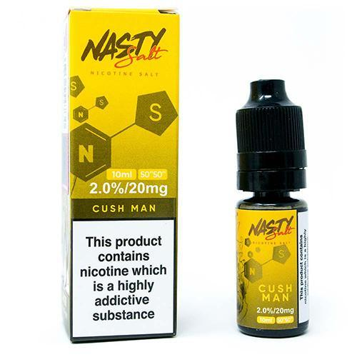 Nasty Salts Mango and Mint flavoured nic salts from Which Vape Ltd