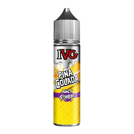 IVG Juicy Pina Colada 0mg 0mg 50ml