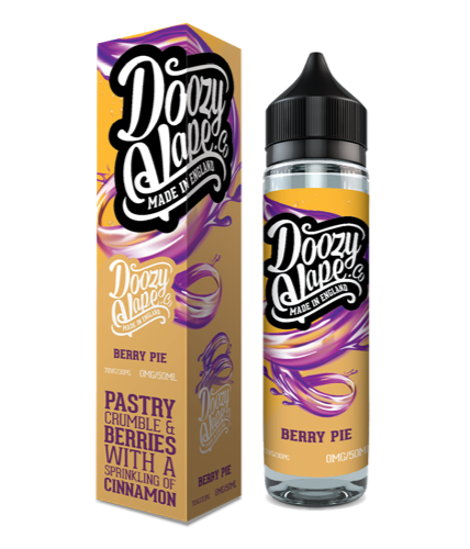 Doozy Vape Co Berry Pie E-Liquid 50ml