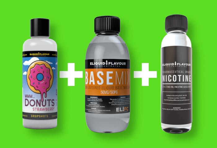 How to make DIY e-liquids