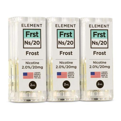NS20 Frost 2.0% - 3pk Pods
