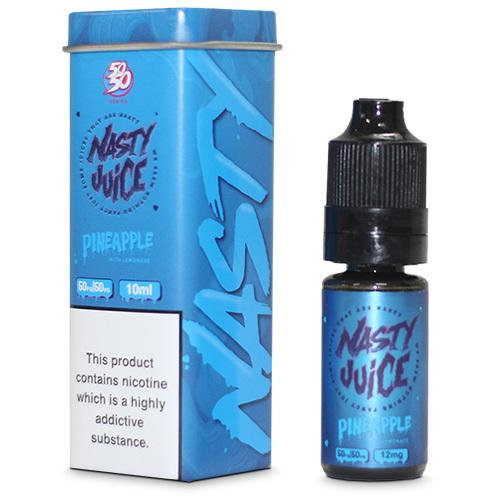 Nasty Juice 50:50 Pineapple flavoured e-liquid from Which Vape Ltd