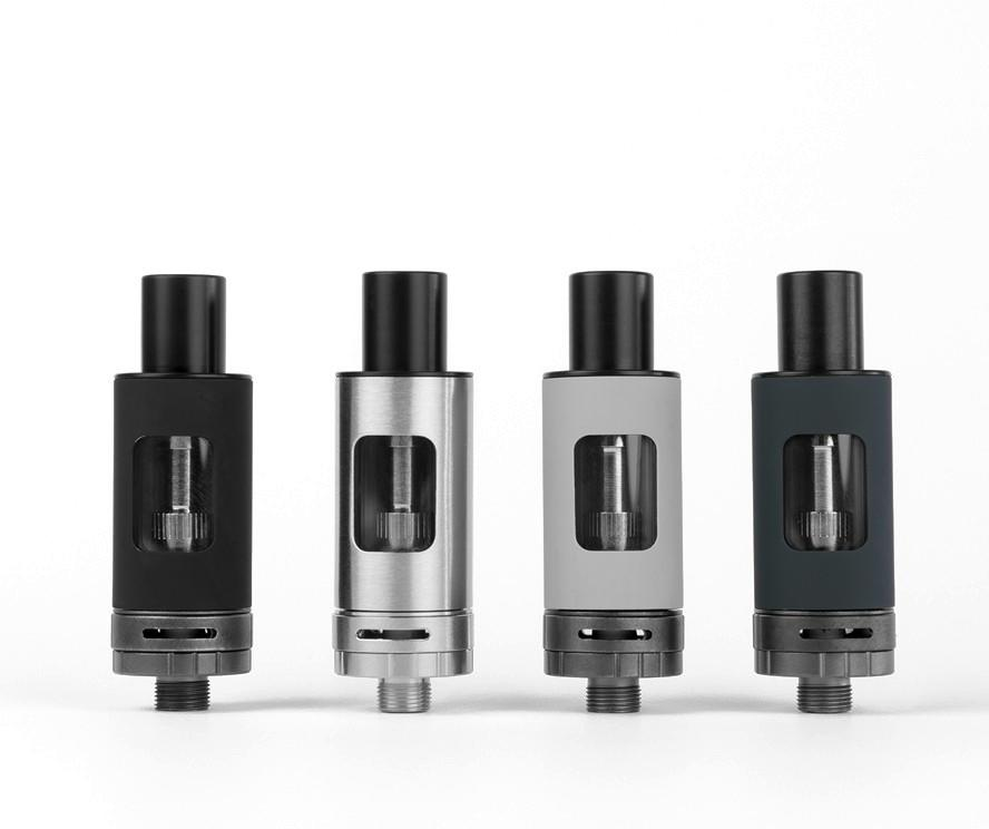 Jac Vapour S17 TF replacement tank range available from Which Vape