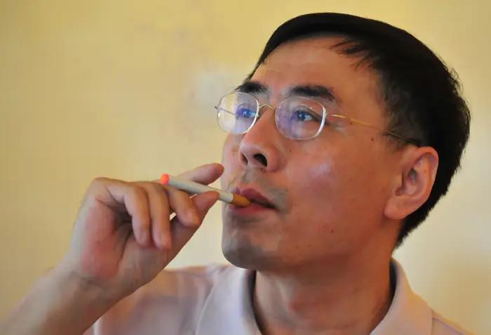 Hon Lik, the inventor of the modern e-cigarette