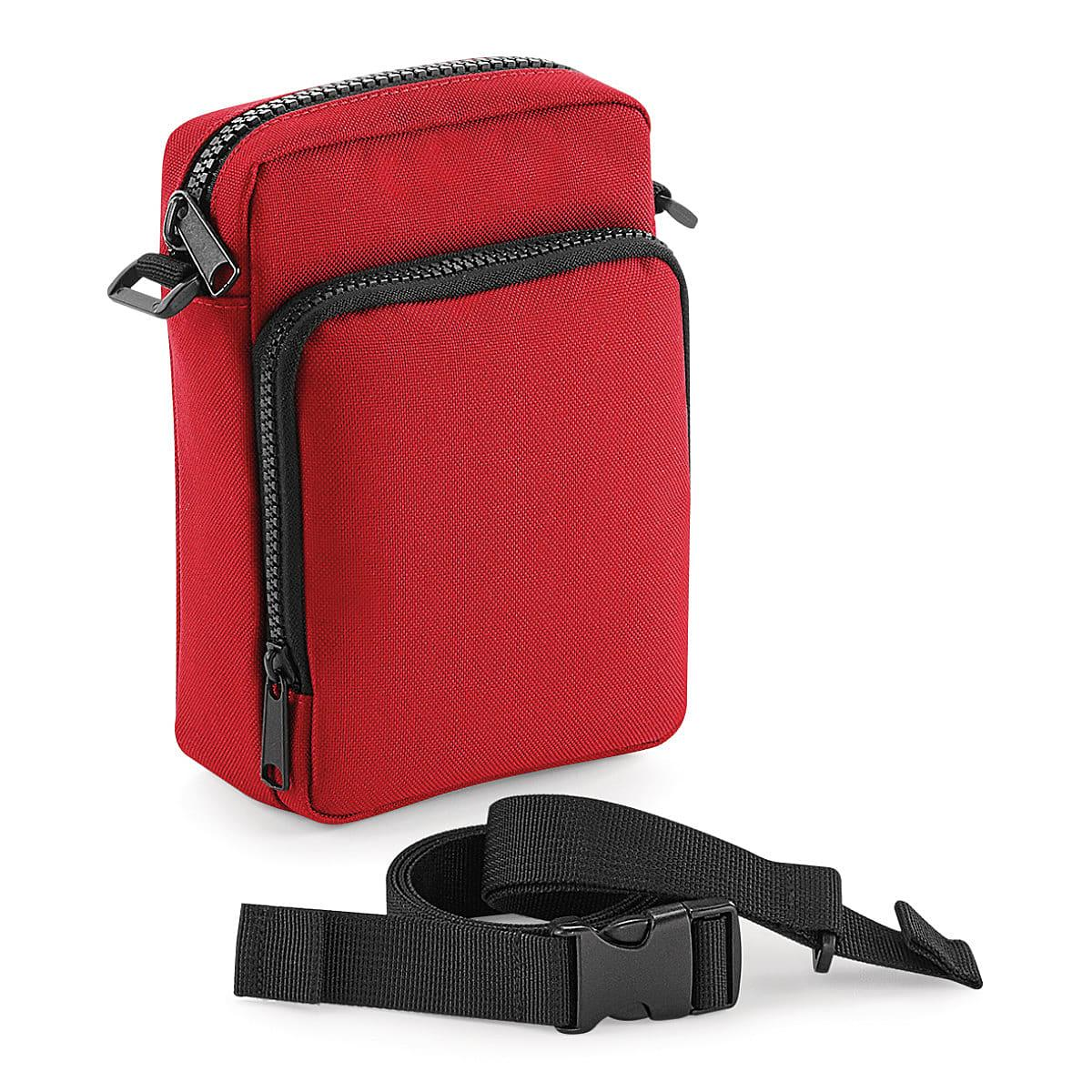 Bagbase Modulr 1 Litre Multipocket in Classic Red (Product Code: BG241)