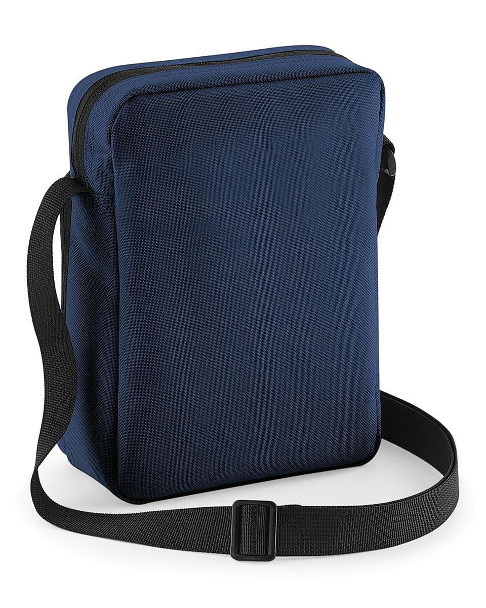 Bagbase Accross Body Bag in French Navy (Product Code: BG30)