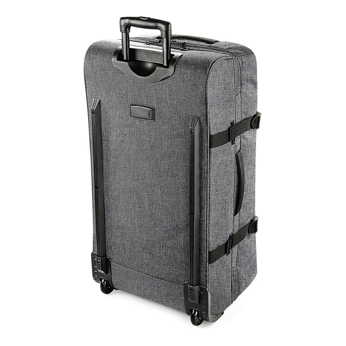 Bagbase Escape Check In Wheelie in Grey Marl (Product Code: BG483)