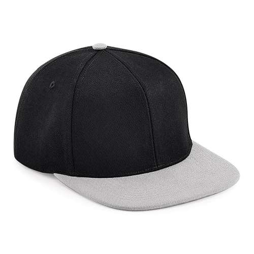 Original Flat Peak 6 Panel Snapback Cap