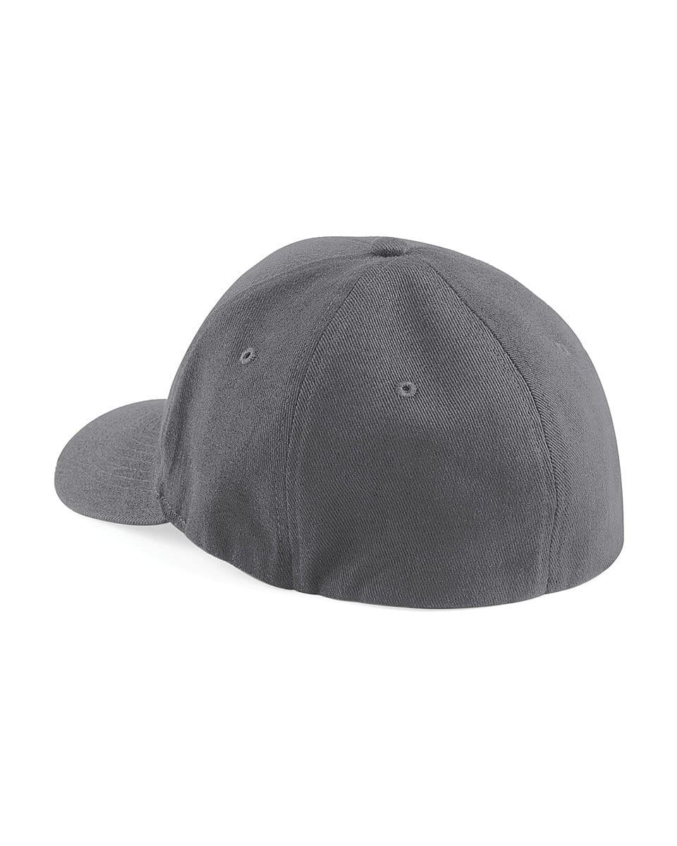 Beechfield Signature Stretch-Fit Cap in Graphite (Product Code: B860)