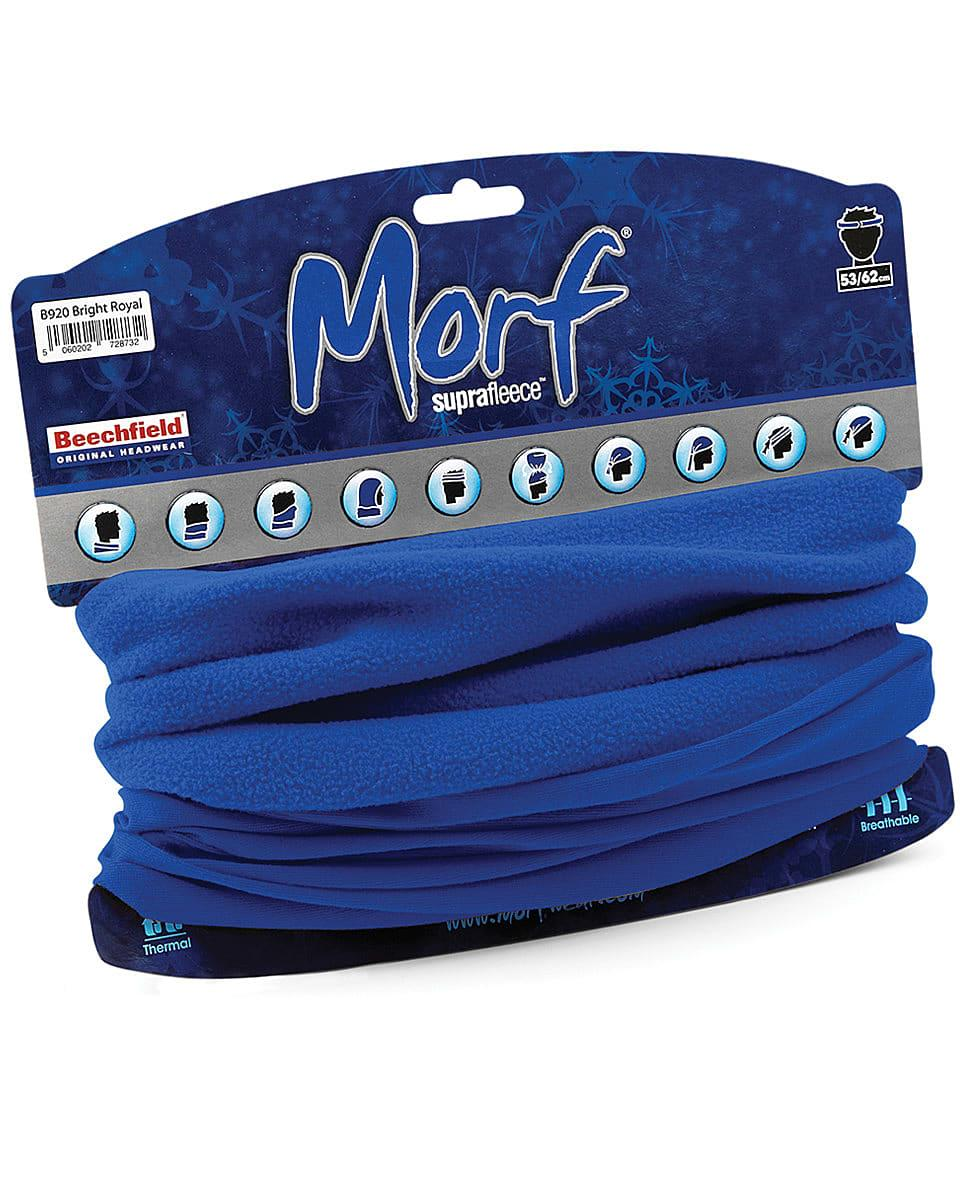 Beechfield Morf Superfleece Snood in Bright Royal (Product Code: B920)