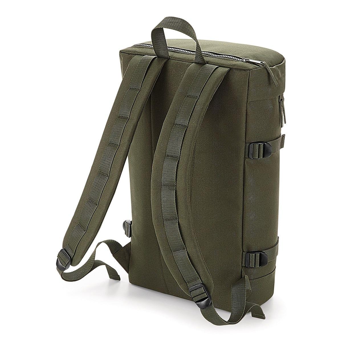 Bagbase Molle Utility Backpack in Military Green (Product Code: BG845)