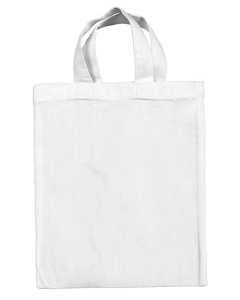 Jassz Bags Oak Small Cotton Shopper in Snow White (Product Code: 2226SH)