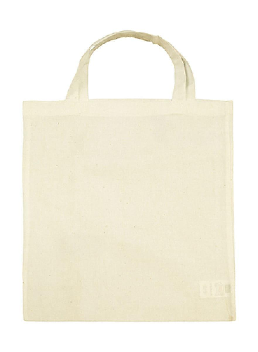 Jassz Bags Budget Promo Bag Short-Handle in Natural (Product Code: JB1003842SH)