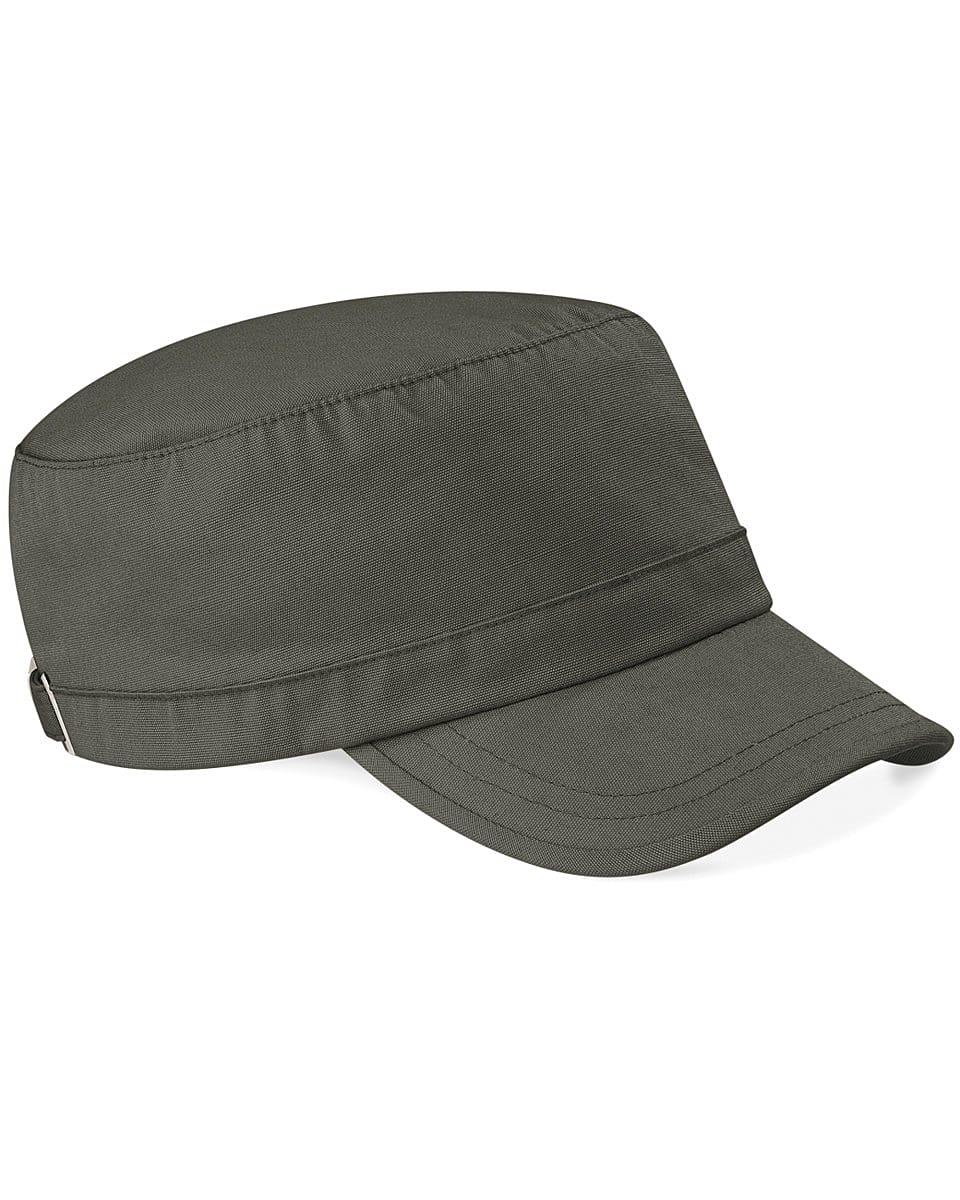 Beechfield Army Cap in Olive (Product Code: B34)