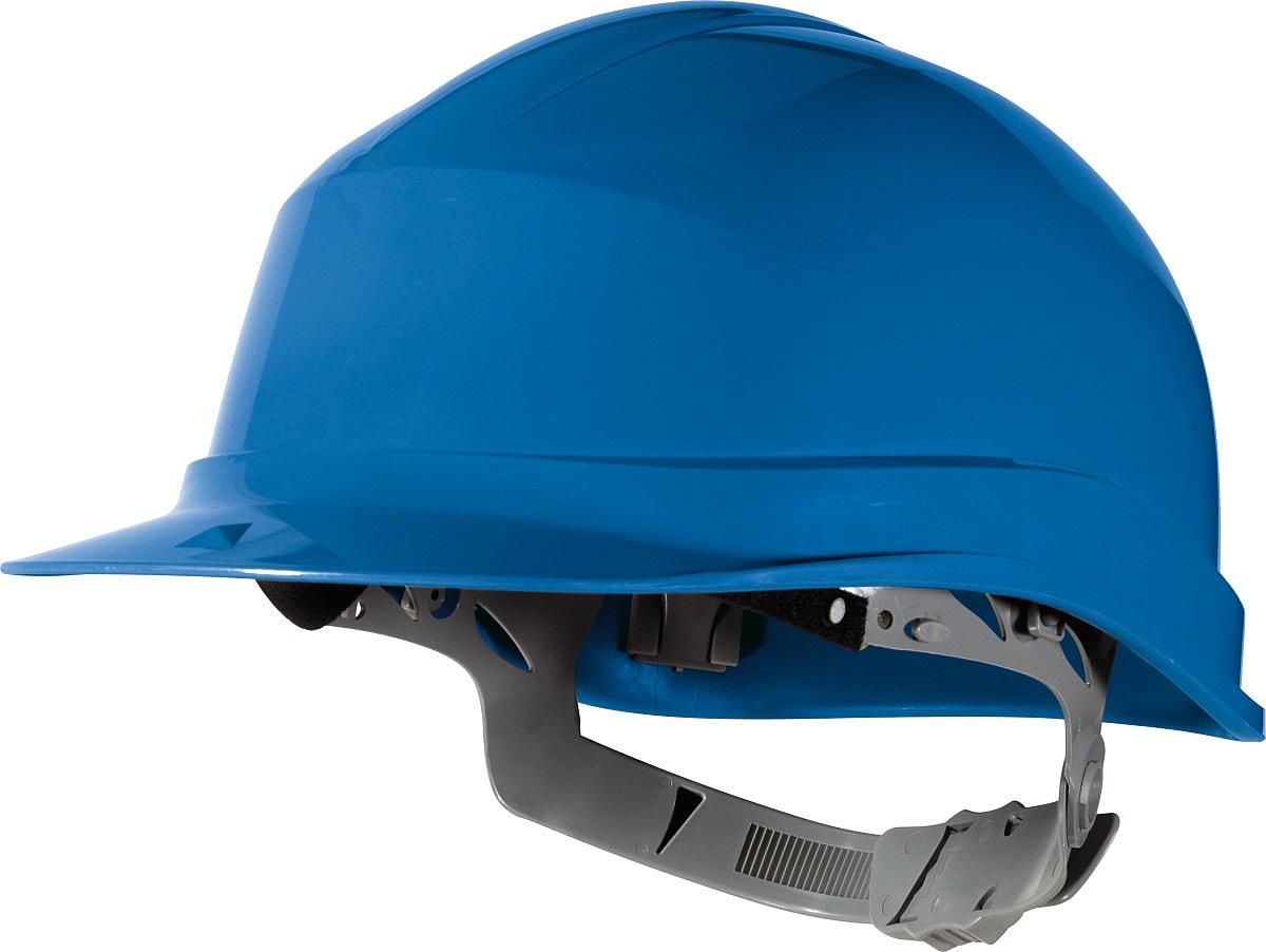 Delta Plus Zircon Hard Hat in Blue (Product Code: ZIRCON)
