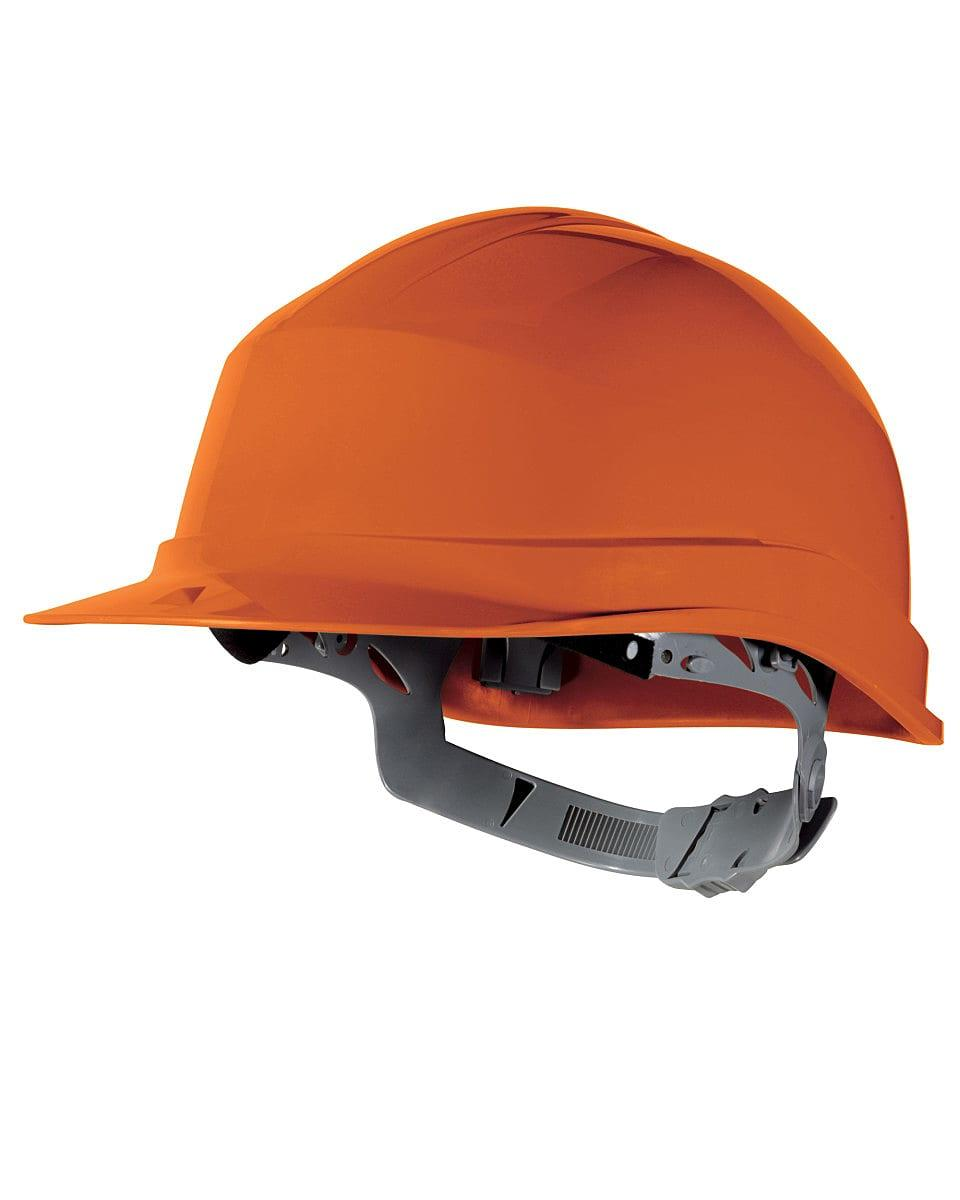 Delta Plus Zircon Hard Hat in Orange (Product Code: ZIRCON)