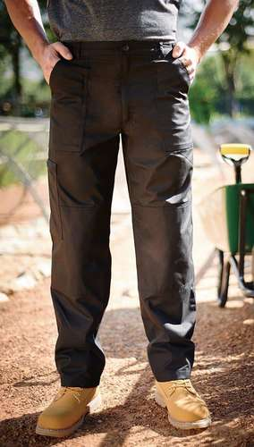 Regatta Mens New Action Trousers (Long)