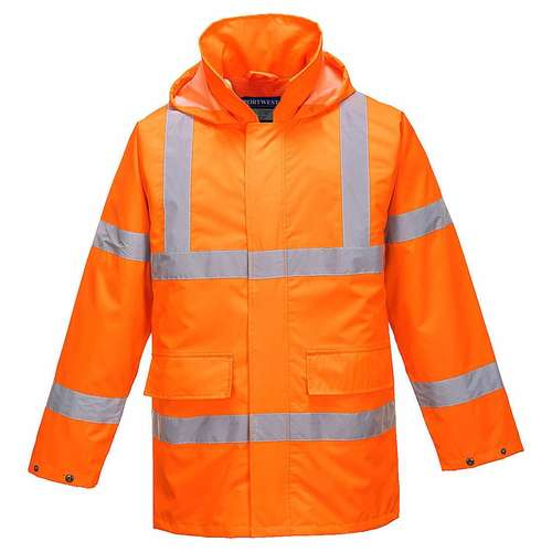 Portwest Hi-Viz Lite Traffic Jacket