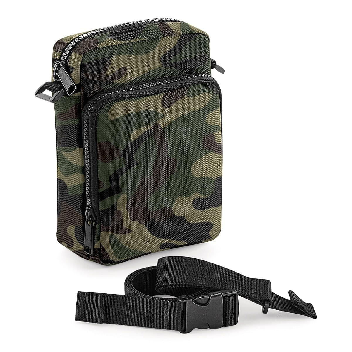 Bagbase Modulr 1 Litre Multipocket in Jungle Camo (Product Code: BG241)