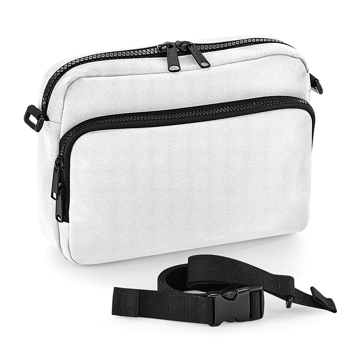 Bagbase Modulr 2 Litre Multipocket in White (Product Code: BG242)