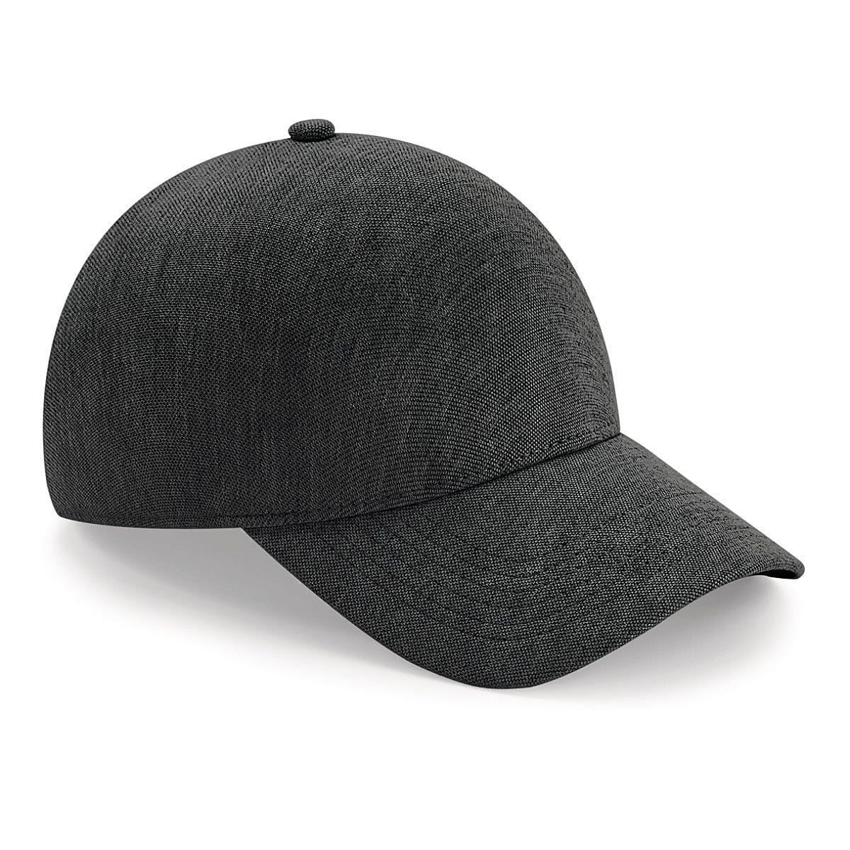 Beechfield Seamless Athleisure Cap in Heather Graphite (Product Code: B556)