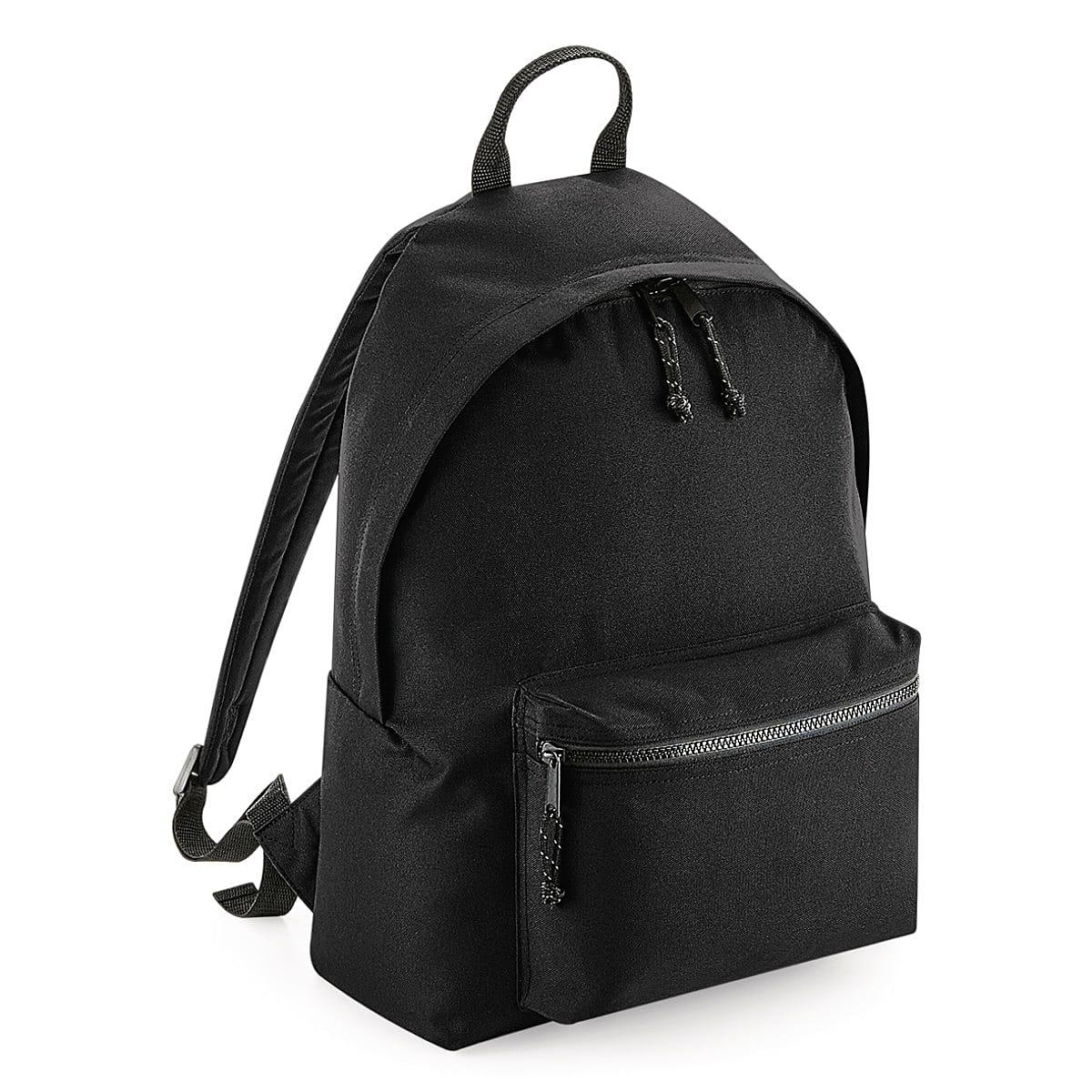 Bagbase Recycled Backpack in Black (Product Code: BG285)