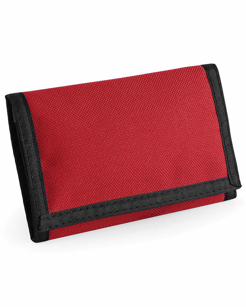 Bagbase Ripper Wallet in Classic Red (Product Code: BG40)