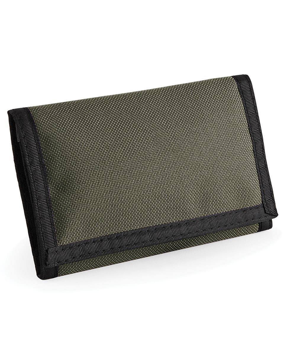 Bagbase Ripper Wallet in Olive Green (Product Code: BG40)