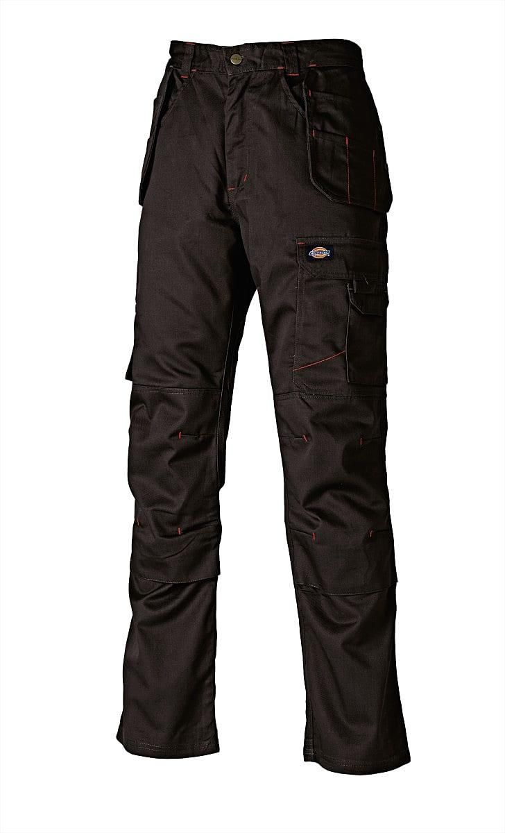 Dickies Redhawk Pro Trousers (Short) in Black (Product Code: WD801S)