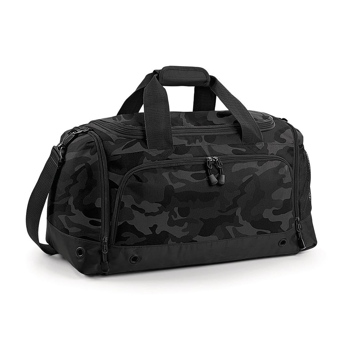Bagbase Athleisure Holdall in Midnight Camo (Product Code: BG544)