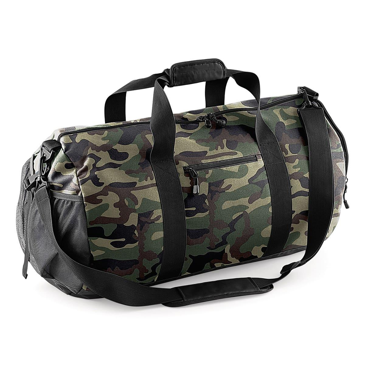 Bagbase Athleisure Kit Bag in Jungle Camo (Product Code: BG546)