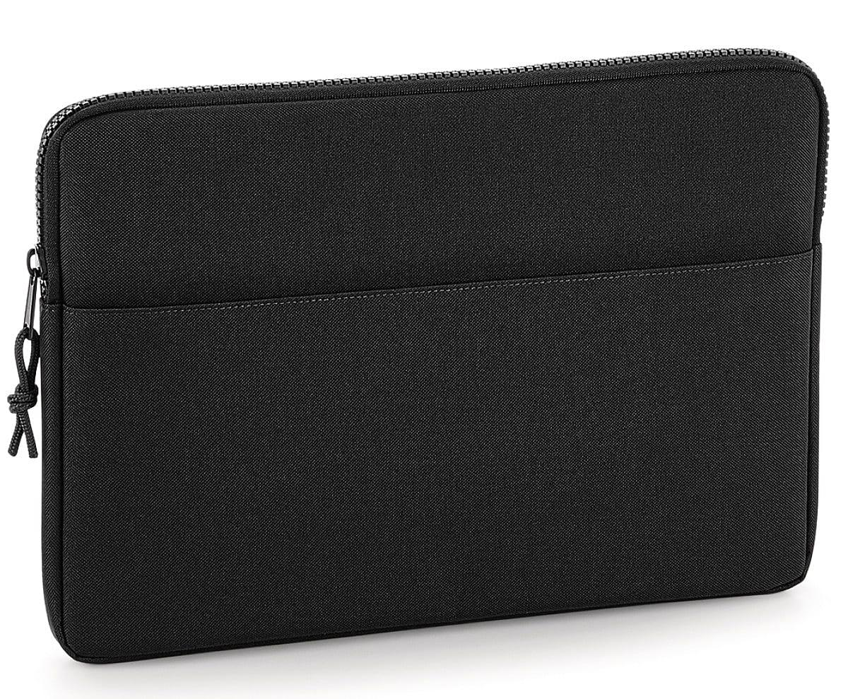 "Bagbase Essential 13"" Laptop Case in Black (Product Code: BG67)"