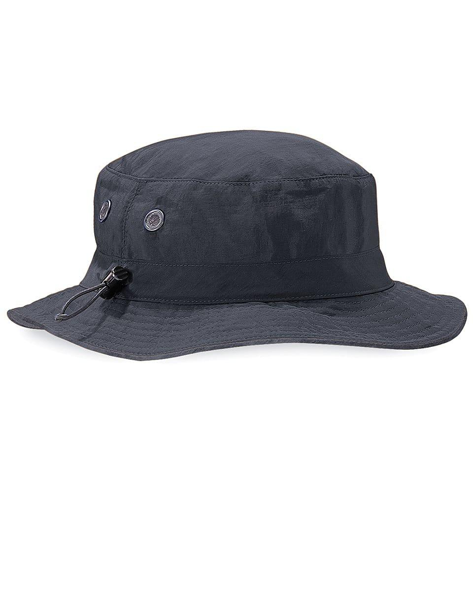 Beechfield Cargo Bucket Hat in Graphite (Product Code: B88)